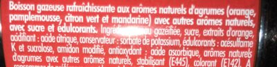 Agrumes - Ingrédients - fr