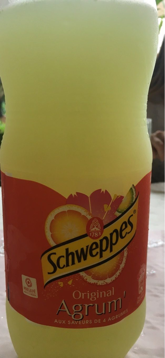 Schweppes Agrum' 1, 5l - Product