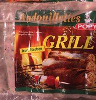 Andouillettes Grillées aux Herbes - Product - fr