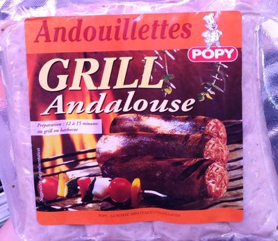 Andouillettes Grill Recette Andalouse - Product