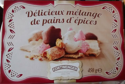 Bte Ass.pain Epices 450G, - Product