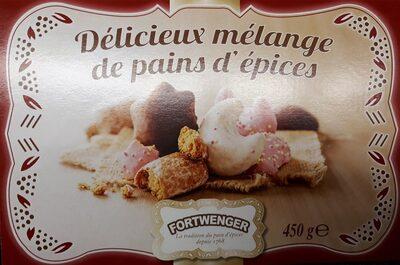 Délicieux mélange de pains d'épices - Product - fr
