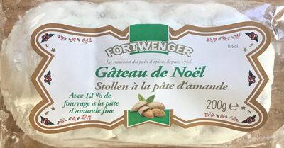 Christstollen aux fruits et amandes - Produit - fr
