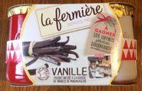 La fermière, vanille - Product