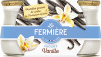 Yaourt VANILLE - Product - fr
