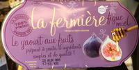 Le yaourt aux fruits Figue Miel - Product - fr
