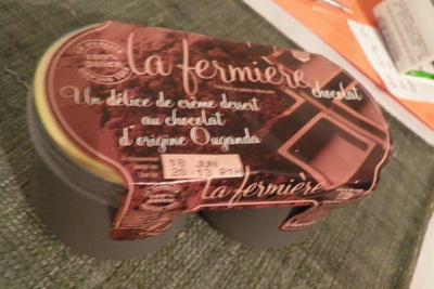 La fermière Chocolat - Product