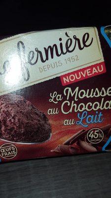 Mousse au chocolat au lait - Product - fr