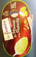 La mousse à la pistache - Produit - fr