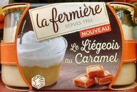 Le Liégeois au Caramel - Product