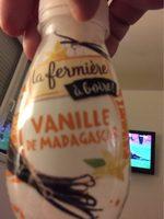 La fermière à boire vanille de Madagascar - Product - fr