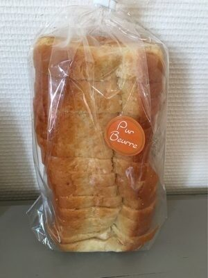 PUR BEURRE (Brioche tranchée biologique pur beurre Biocoop) - Product - fr
