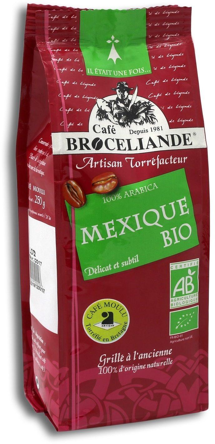 100% Arabica Doux Pur Mexique - Ingrediënten - fr
