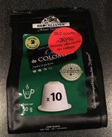 Cafe moulu en capsule - Product - fr