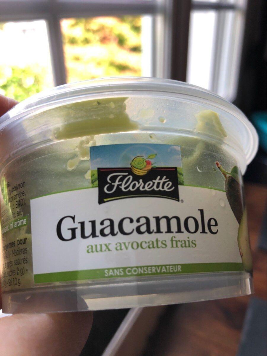 Guacamole aux avocats frais - Ingrediënten - fr