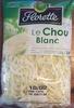 Le Chou Blanc, Prêt à consommer (3/4 portions) - Produit