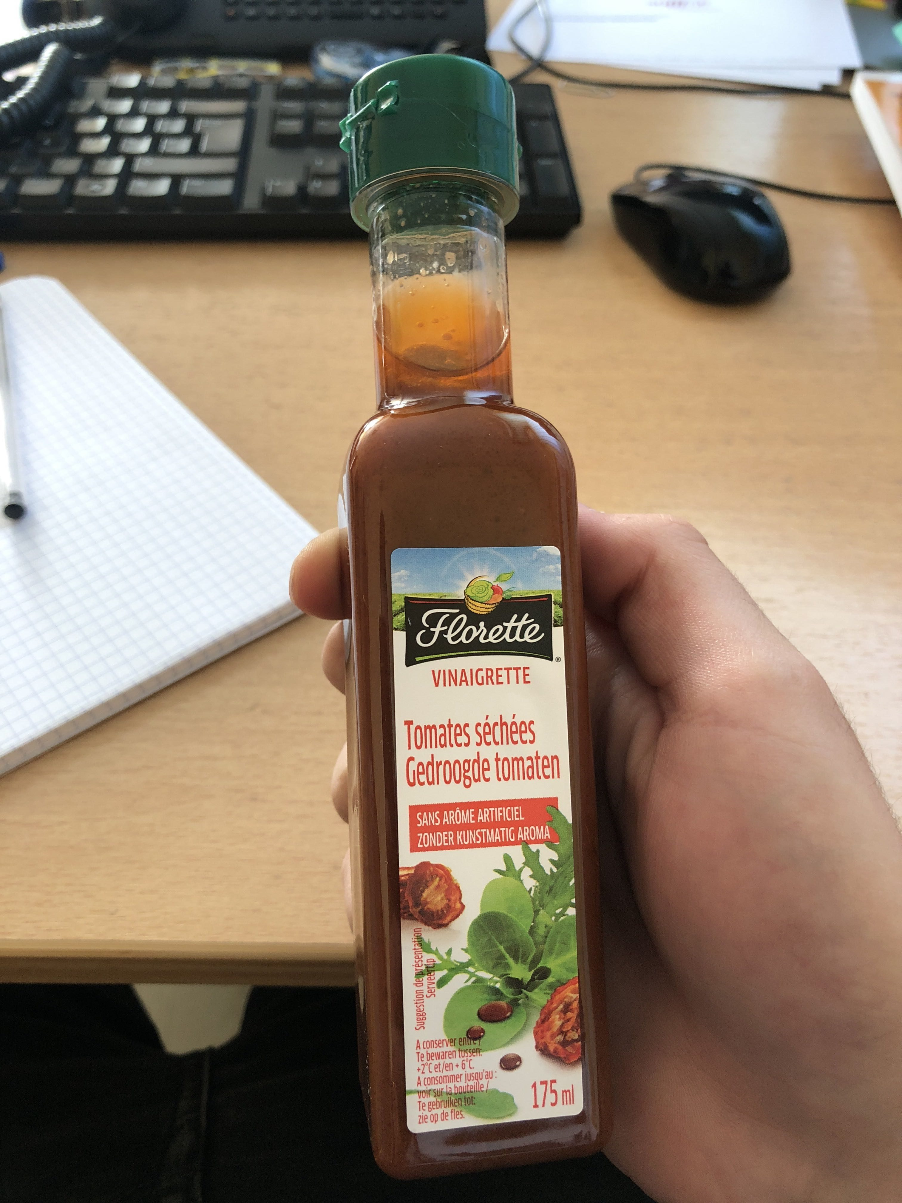 Florette tomates séchées - Product