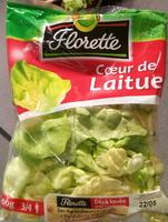 Cœur de Laitue - Produit