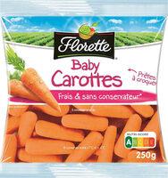 Baby Carottes - Producto - fr