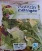 Salade mélangée prête à consommer - Product