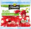 Radis - Produit
