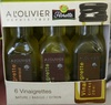 6 Vinaigrettes - Produit