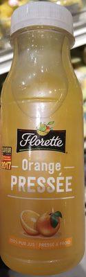 Orange pressée - Product