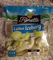 Laitue Iceberg - Produit
