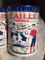 Caillé Vanille - Produit - fr