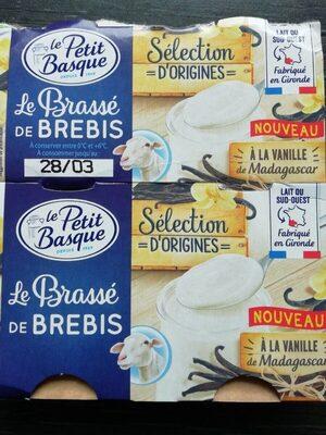 Le brassé de brebis - Product - fr