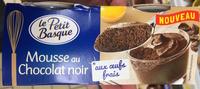 Mousse au Chocolat noir aux oeufs frais - Product - fr