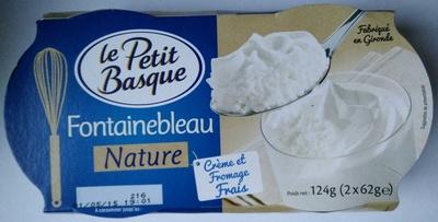 Fontainebleau Nature - Produit