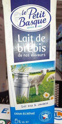 Lait de brebis - Produit - fr