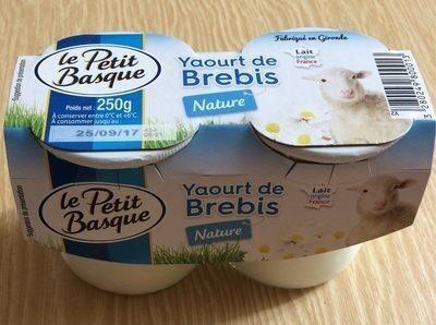 Yaourt de brebis nature - Prodotto - fr