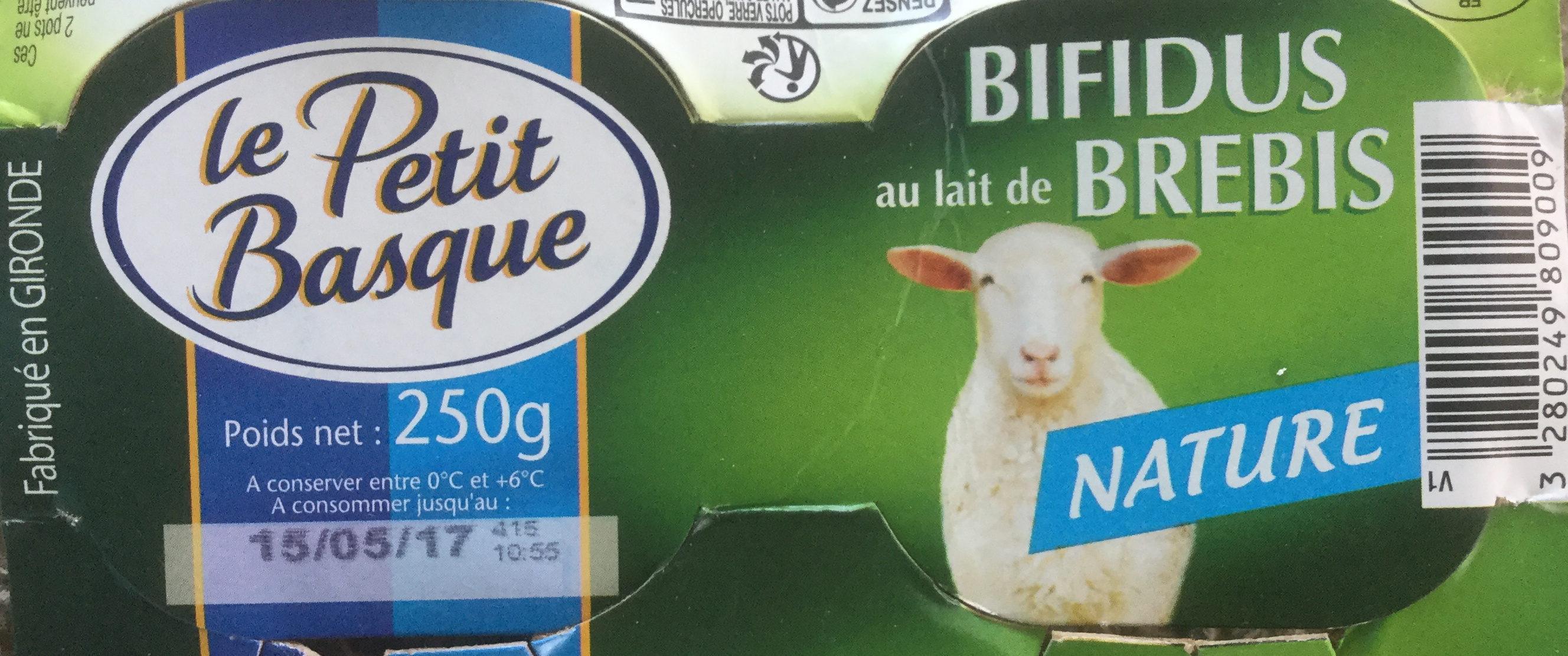 Yaourt brebis - Product - fr