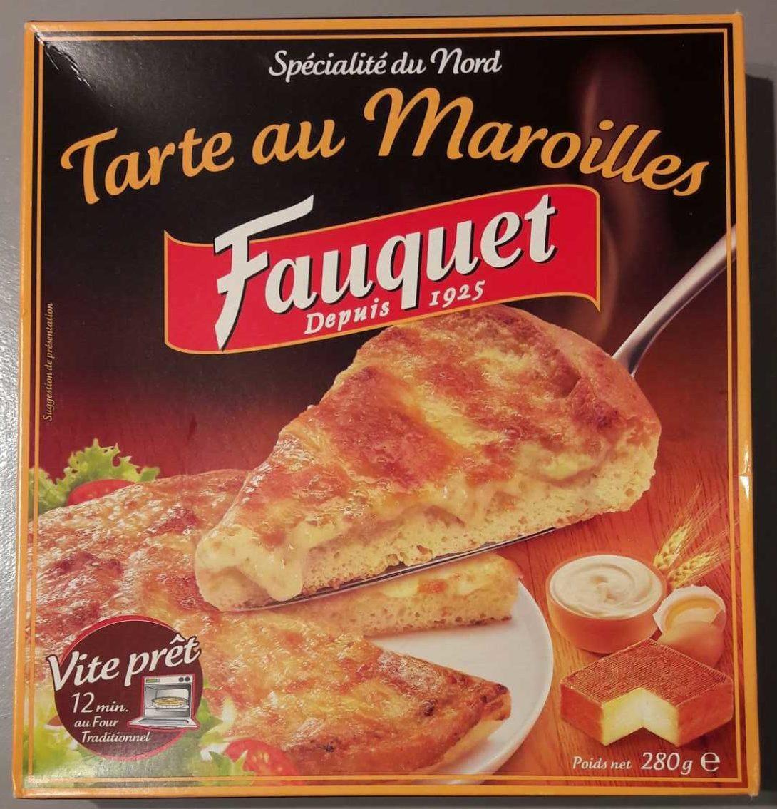 Tarte au Maroilles - Produit - fr