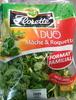Duo Mâche & Roquette (format familial) - Product