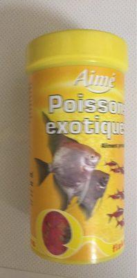 Nouriturre poussion exoticque - Product