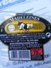 Madeleines - Produit