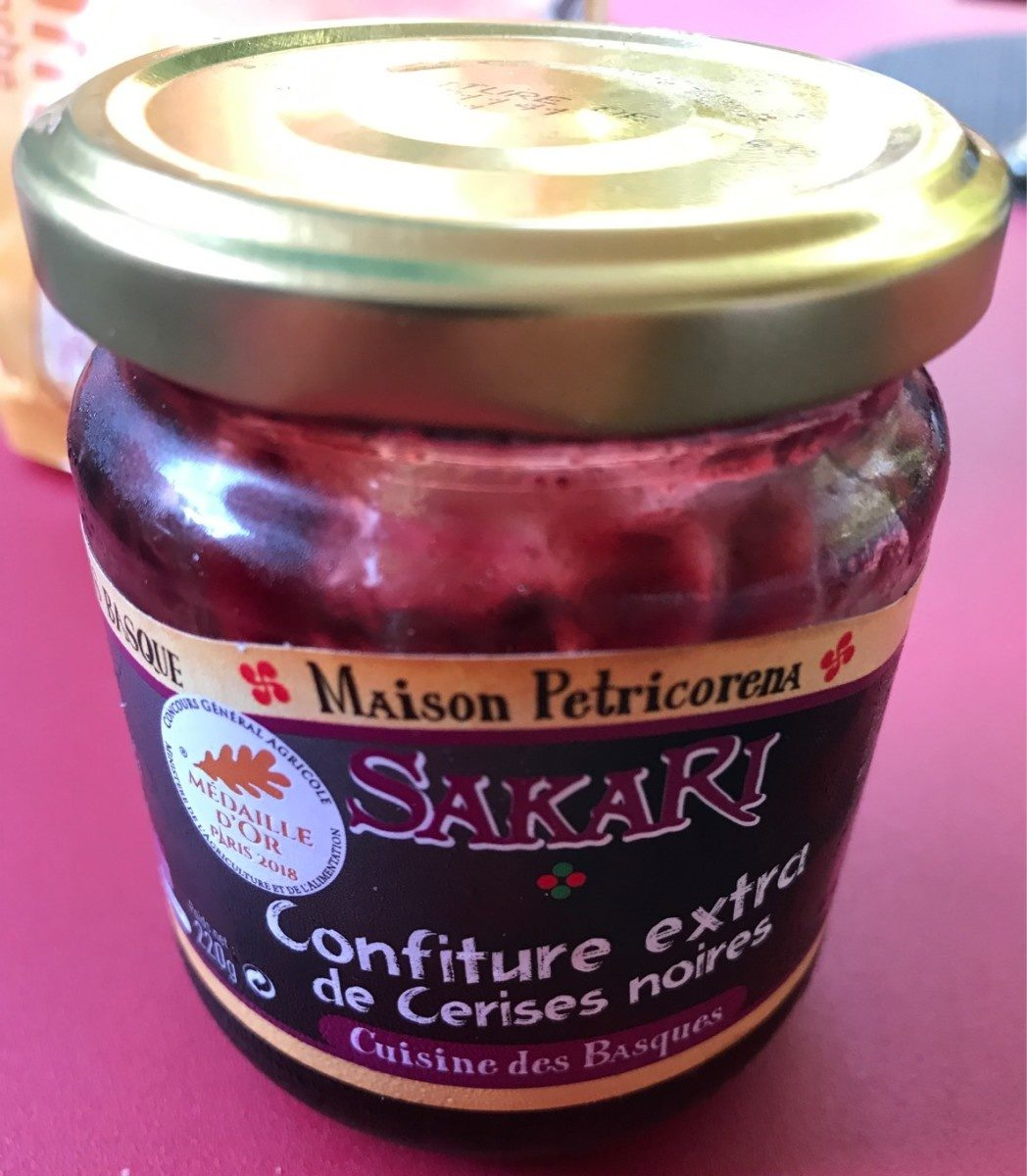 Confiture cerise - Product - fr