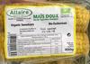 Maïs doux bio - Produit