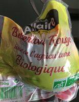 Betterave rouge - Produit