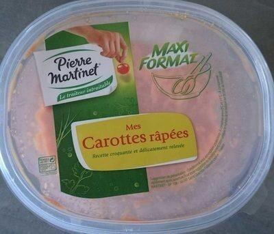 Mes carottes râpées - Produit - fr