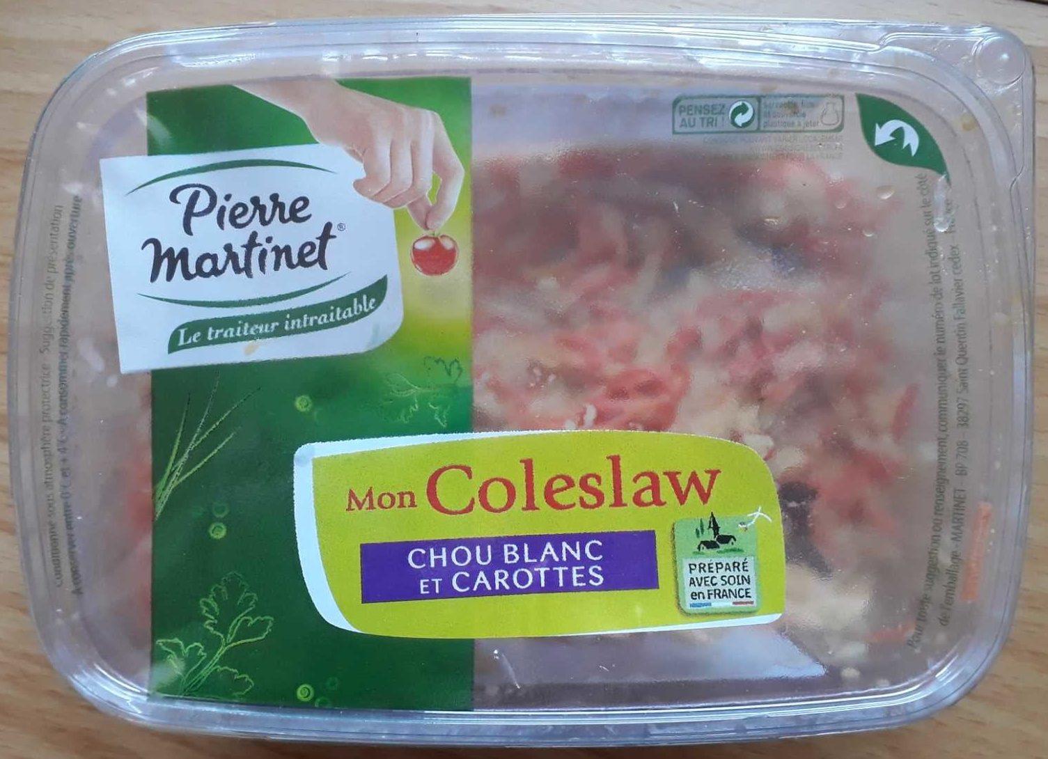 Chou blanc et carottes - Mon Coleslaw - Product - fr