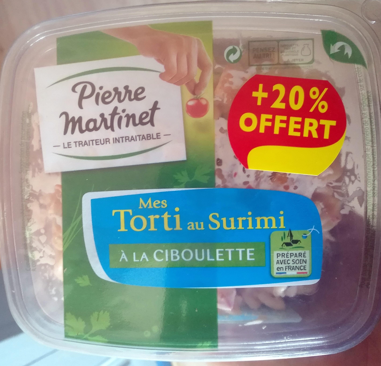 Mes Torti au Surimi à la ciboulette (+20 % offert) - Product