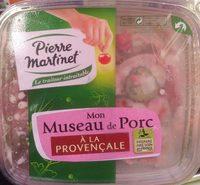 Mon Museau de Porc à la Provençale - Produit - fr