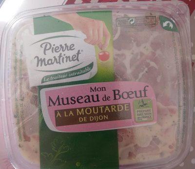 Museau de Boeuf à la moutarde de Dijon - Product