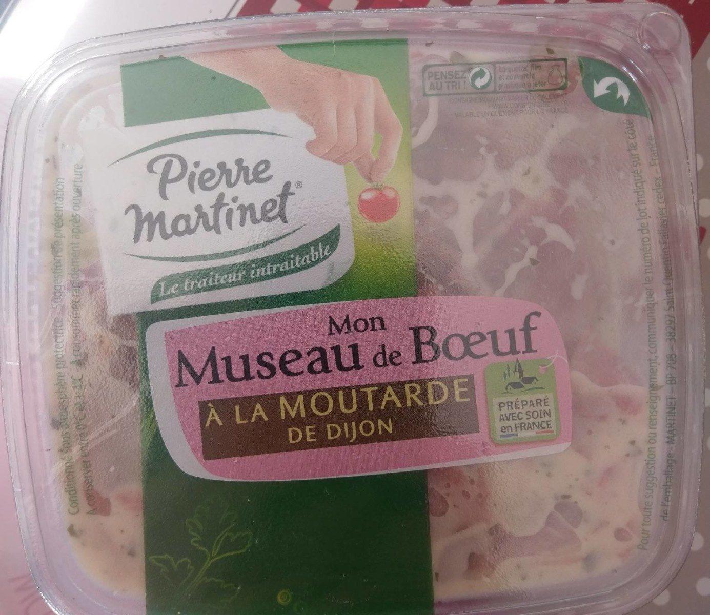 Museau de Boeuf à la moutarde de Dijon - Product - fr