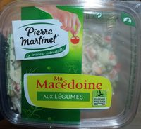 Macedoine de legumes assaisonnée - Product - fr