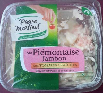 Ma Piémontaise Jambon aux Tomates Fraîches - Produit